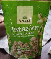 Pistazien geröstet & gesalzen - Produkt - de