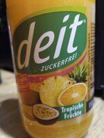 Tropische Früchte - Prodotto - de