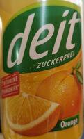 deit Orange - Produit