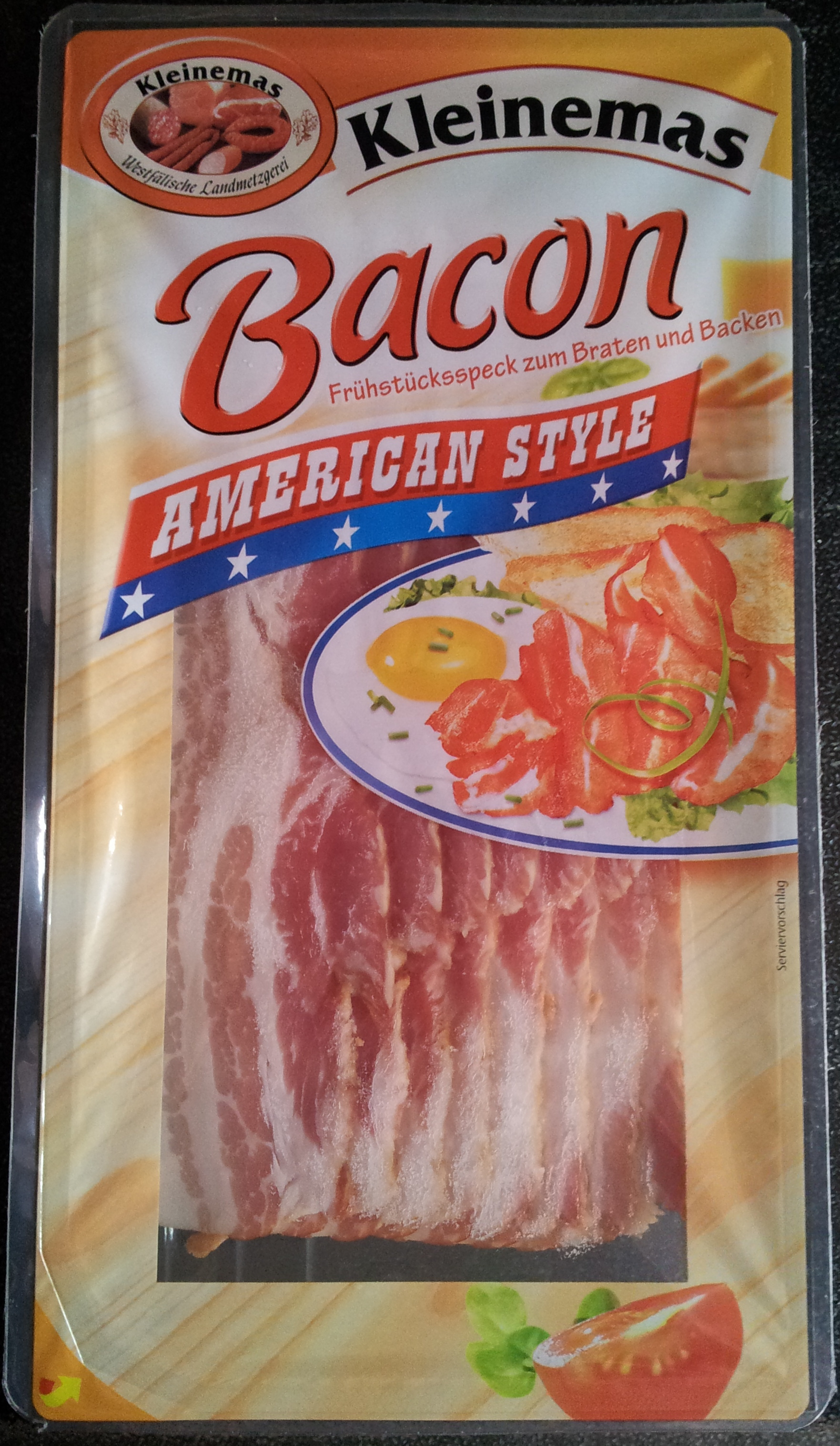 Bacon American Style - Product - de