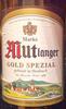 Mutlanger Gold Spezial - Product