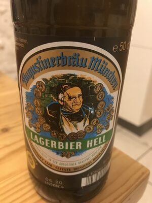 Lagerbier Hell - Produkt - de