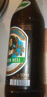Lagerbier Hell - Nährwertangaben - de