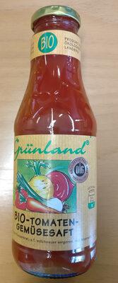 Grünland BIO-Tomaten-Gemüsesaft - Product