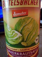 Jus de Choucroute lacto-fermenté - Product