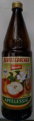 Beutelsbacher Apfelessig, Naturtrüb, 0,75 LTR Flasche - Produit - de