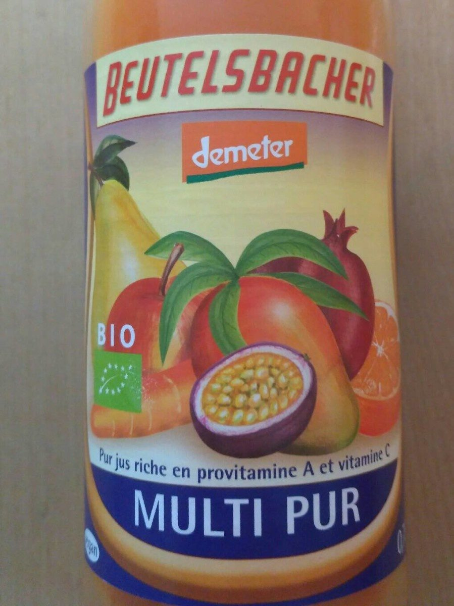 Jus Multi Pur - Product - fr