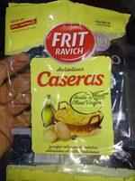Patatas fritas caseras - Produit