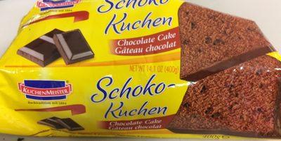 Schoko-Kuchen - Gâteau au Chocolat - Produit