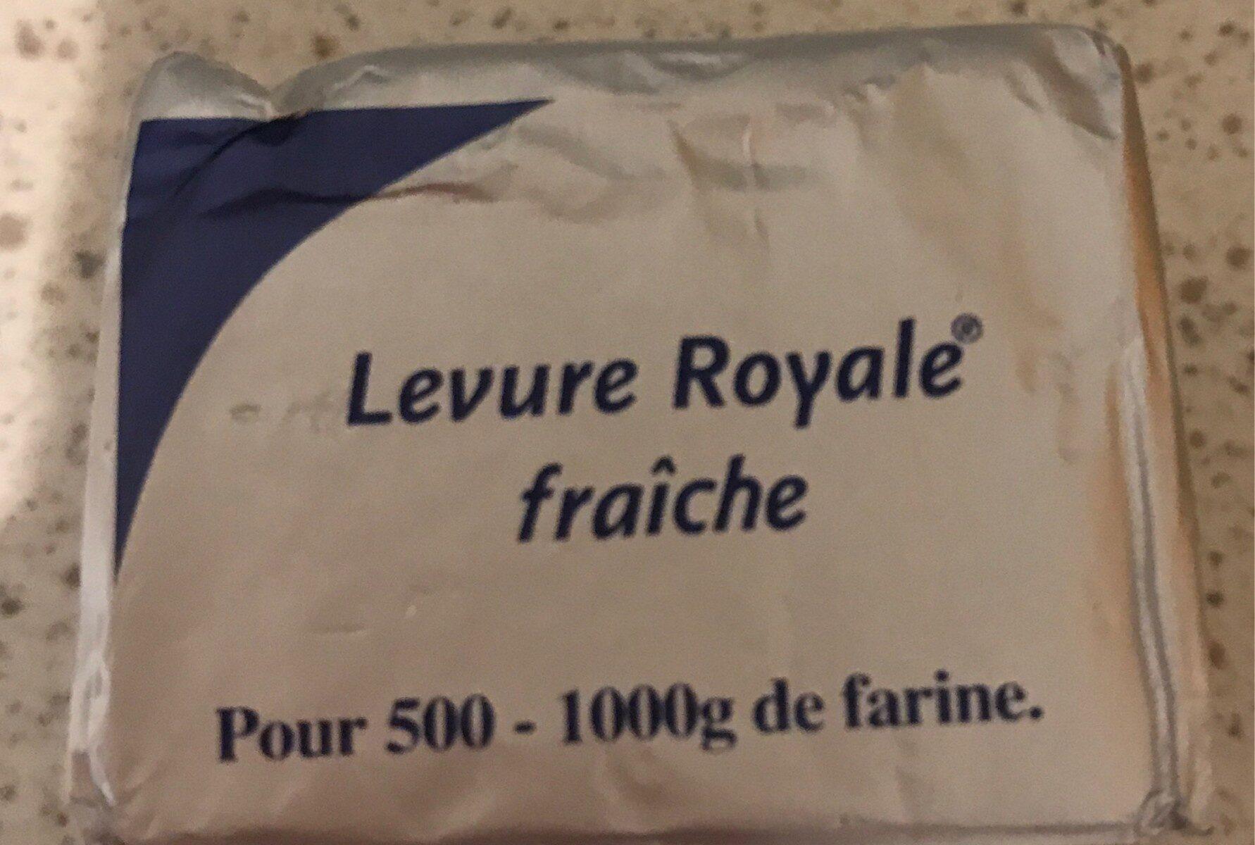 Levure Royale Fraîche - Product - fr