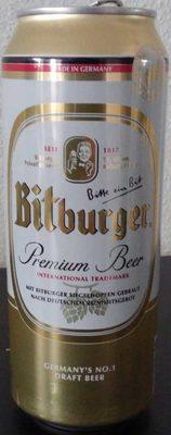 premium beer, no. 1 draft beer - Produit - fr