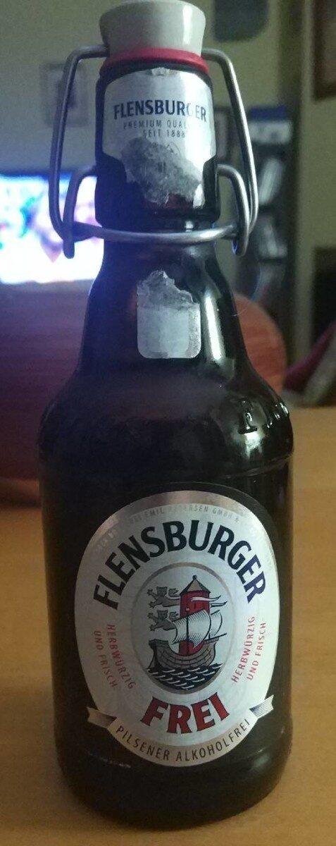 Flensburger frei. Pilsner Alkoholfrei - Prodotto - de