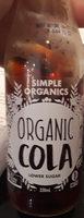 organic cola - Product