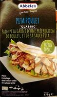 Pita Poulet Classic - Produit