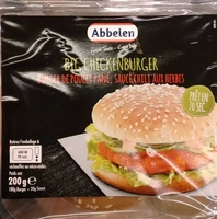 Big Chickenburger - Produit
