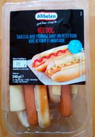 Hot dog - Produit - fr