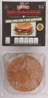 Meal Quick Geflügelburger - Produit