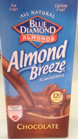 Almond milk chocolate - Product