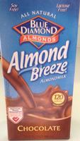 Almond milk chocolate - Produit