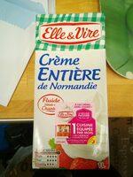 Crème Entière de Normandie - Prodotto - fr