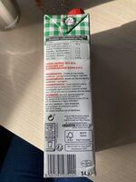 Crème Entière de Normandie - Ingredienti - fr