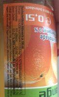 Flumi Orange - Valori nutrizionali - de