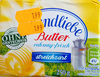 Landliebe Butter rahmig-frisch - Product