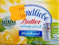 Landliebe Butter rahmig-frisch - Produit - de