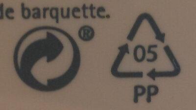 Oméga 3 - Recyclinginstructies en / of verpakkingsinformatie - fr