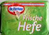 Frische Hefe - Product