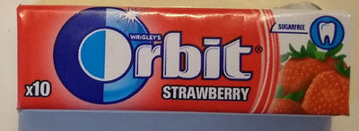 Orbit Strawberry - Produit - hu