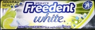 Freedent white Fruit - Product - fr