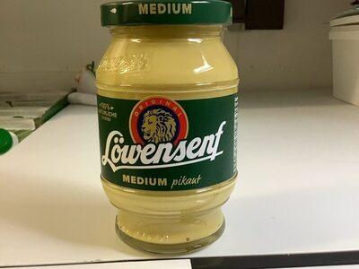 Löwensenf, Medium - Produit - de