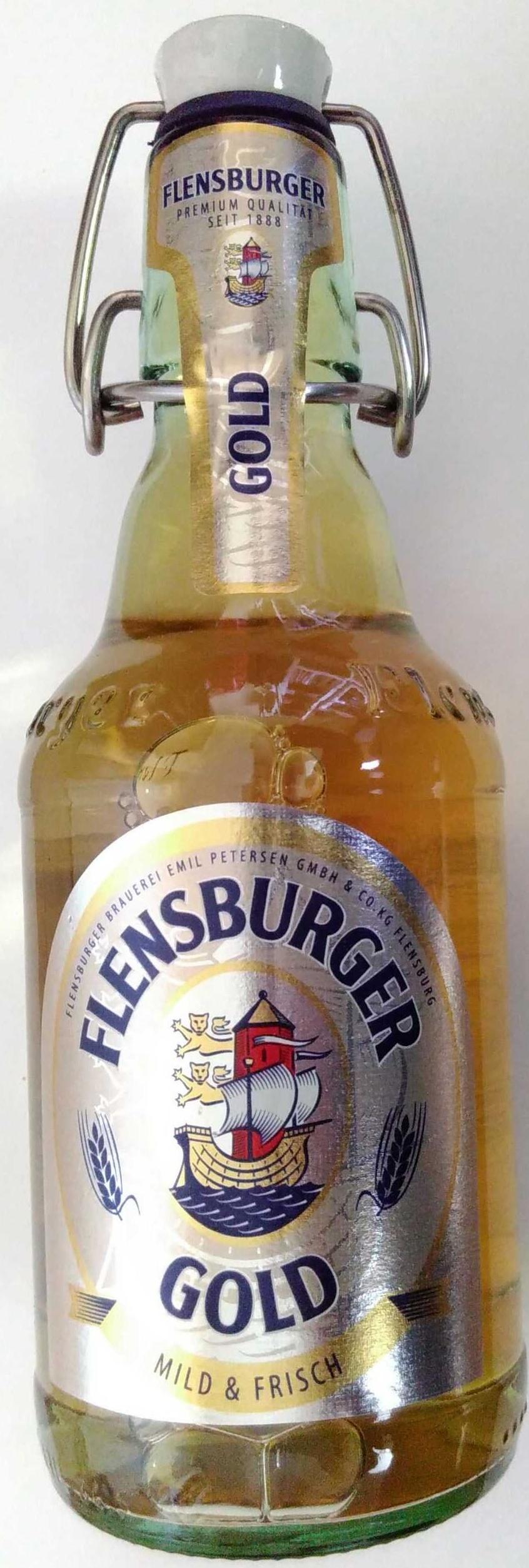 Flensburger Gold - Produkt