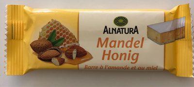 Barre à l'amande et au miel - Prodotto - fr