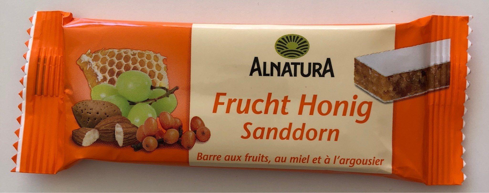 Frucht Honig Sanddorn - Produit - fr