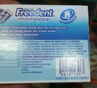Freedent - نتاج - fr