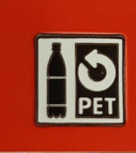 Coca Cola - Istruzioni per il riciclaggio e/o informazioni sull'imballaggio - de