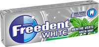 Etui de 10 Dragées White Menthe Verte - Product - fr