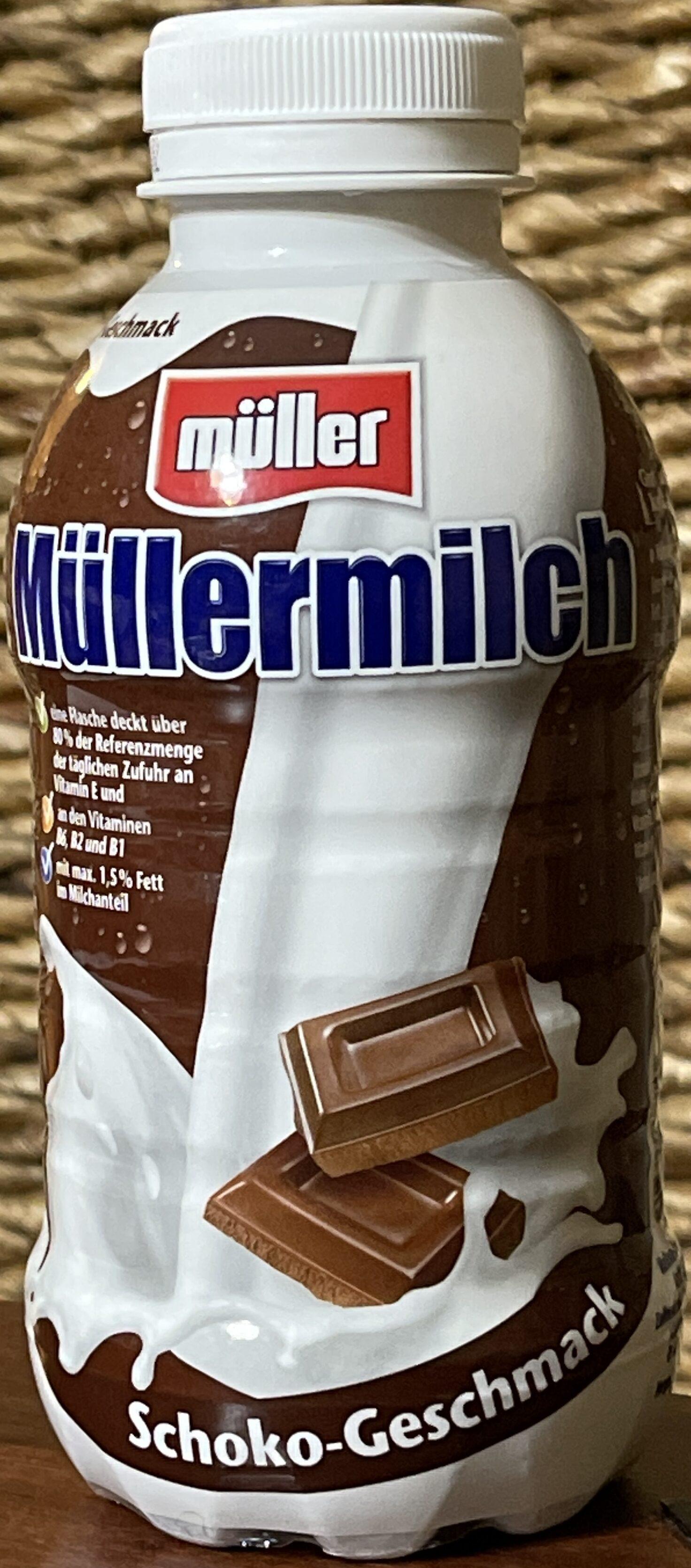 Müllermilch Schoko - Produkt - de