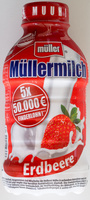 Müllermilch Erdbeere - Prodotto - de
