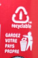 Coca Cola - Instruction de recyclage et/ou information d'emballage - fr
