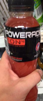 Powerade Blood Orange CL. 50 - Product