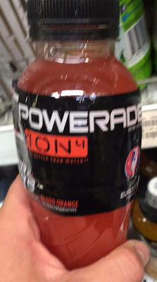 Powerade Blood Orange CL. 50 - Produit