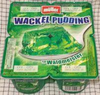 Wackelpudding Waldmeister - Product