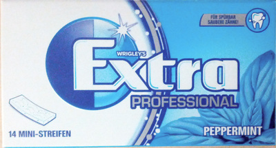 Wrigley's Extra Professional Peppermint - Product