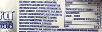 Extra Professional White 14 Mini-streifen - Inhaltsstoffe - de