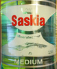 Saskia Mineralwasser medium - Product