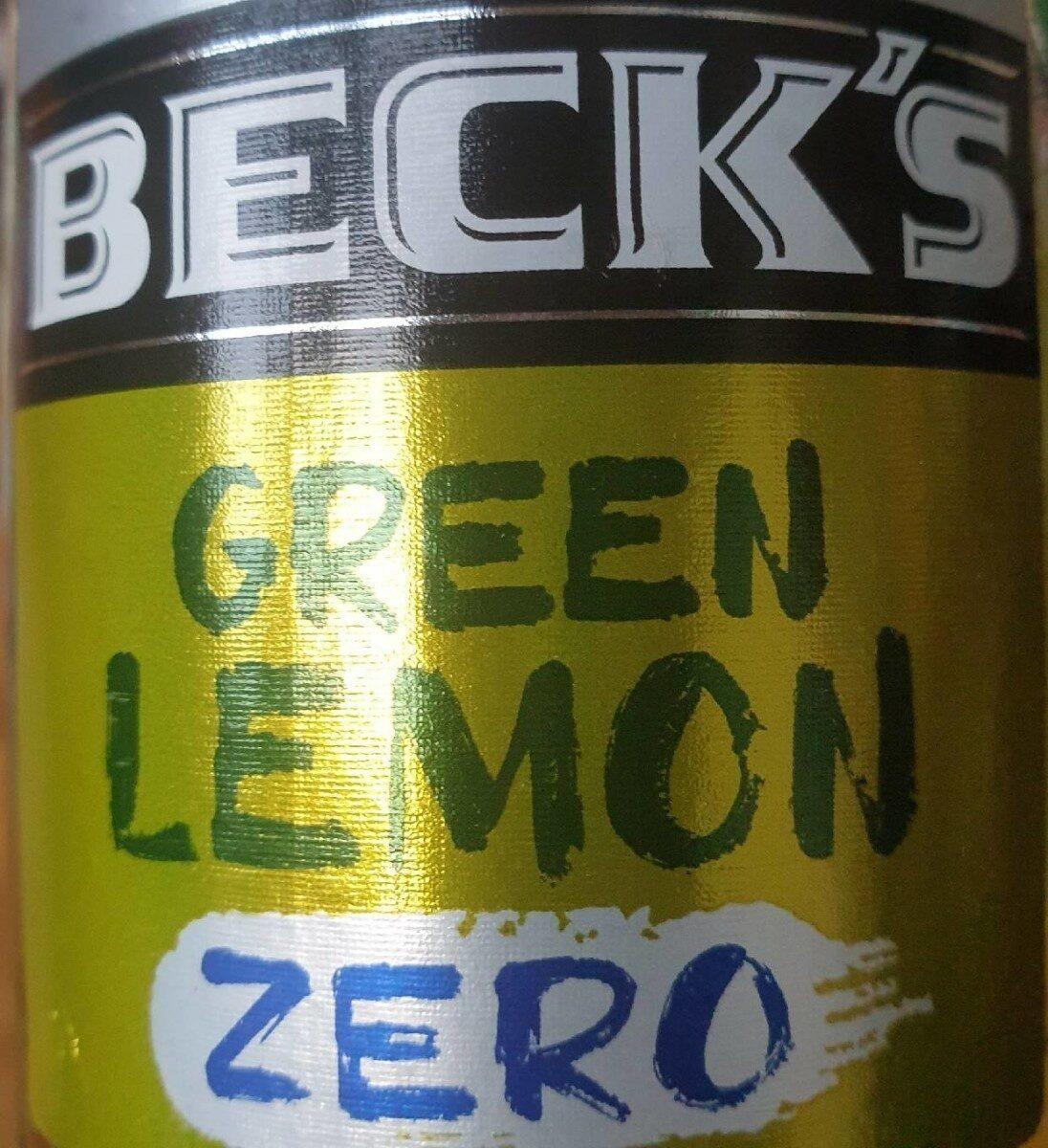 Green Lemon Zero - Prodotto - de