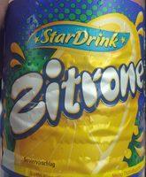 StarDrink Zitrone - Produkt